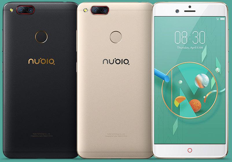 nubia Z17mini - Dual Camera, Clear Shots - nubia Smartphone